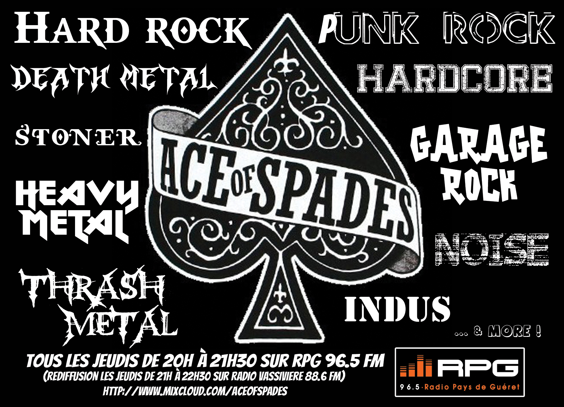 Logo Ace Of Spades